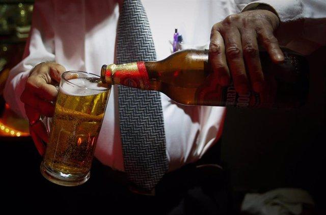 Alcohol en India