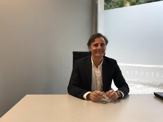 Candidato del PP de Noja, Juan Carlos Somarriba