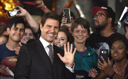 """La Marina estadounidense desmiente que Tom Cruise haya sido """"arrogante"""" en el rodaje de Top Gun: Maverick"""