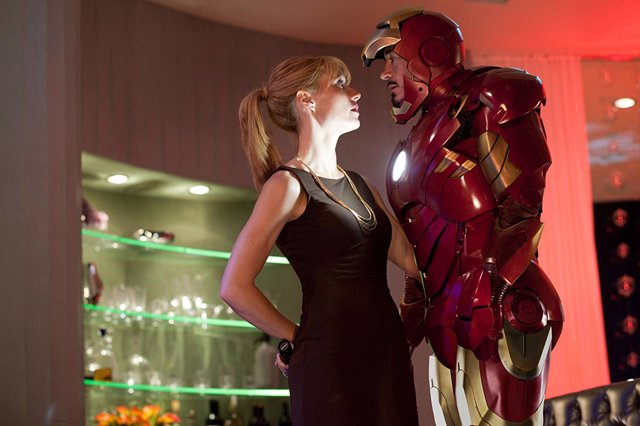 Gwyneth Paltrow en Iron Man