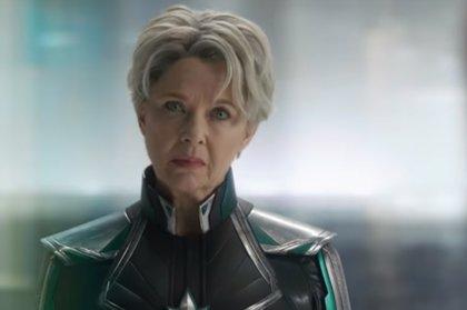 Annette Bening confirma su poderoso personaje en Capitana Marvel