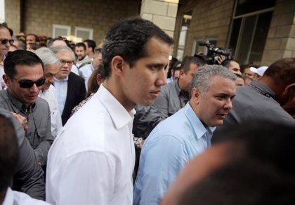 Guaidó ofrece una amnistía a cualquier militar venezolano que deserte a Colombia