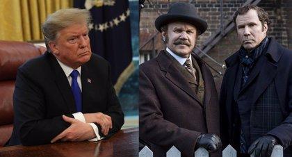 Donald Trump y 'Holmes y Watson', ganadores de los Razzie 2019