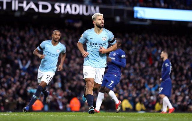 England Premier League - Manchester City vs Chelsea