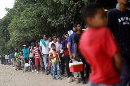 La caravana de ayuda humanitaria inicia su tránsito final a la frontera venezolana desde Colombia y Brasil