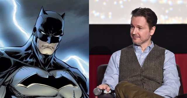 Batman y Matt Reeves