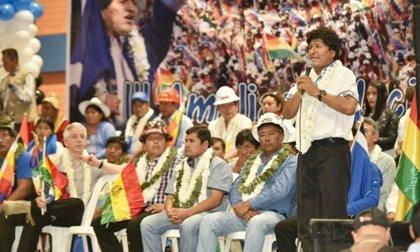 Evo Morales asegura que estas será su última reelección como presidente de Bolivia