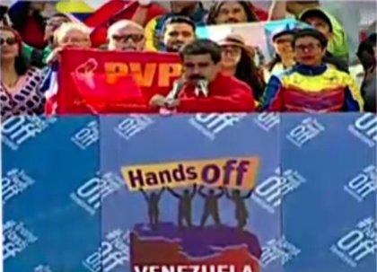 Maduro anuncia la ruptura de relaciones con Colombia y da 24 horas a los diplomáticos para salir del país