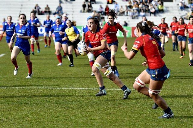 La selección española se clasifica para la final del Campeonato de Europa femeni