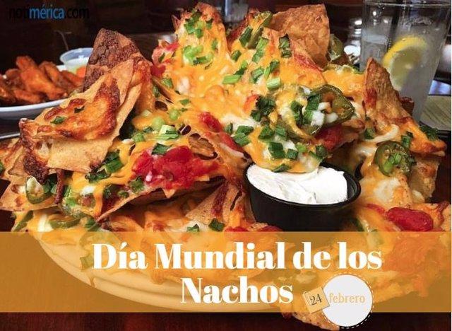 24 De Febrero: Día Mundial De Los Nachos, ¿Conoces La Mejor Receta?