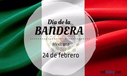 24 de febrero: Día de la Bandera Mexicana, ¿qué motivó esta efeméride?