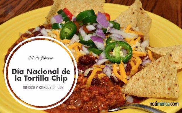 24 De Febrero: Día Nacional De La Tortilla Chip En México Y Estados Unidos, ¿Por