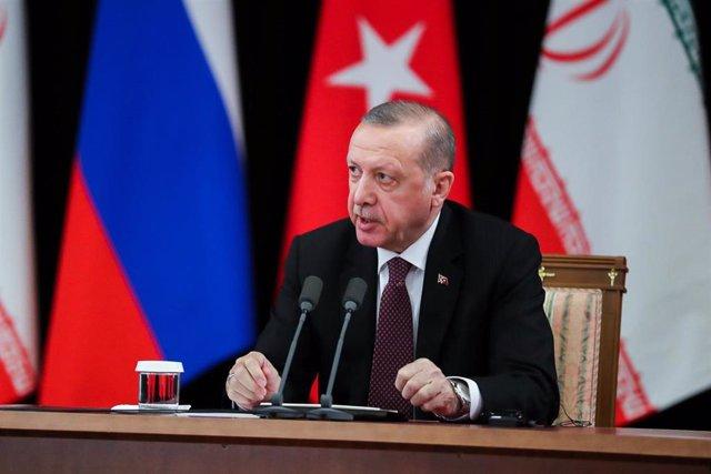 Russia-Iran-Turkey trilateral summit in Sochi
