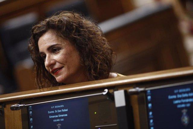 María Jesús Montero en una imagen de archivo