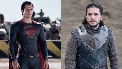 Así sería Kit Harington como Superman