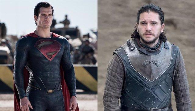 Kit Harington y Superman