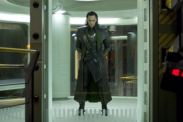 Tom Hiddleston como Loki