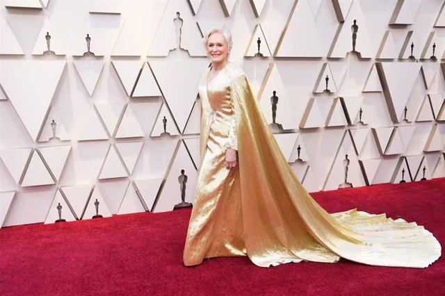 cae4f1e1a La alfombra roja de los premios Oscars 2019  mucho rosa