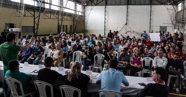 Presupuestos participativos en la ciudad de Madrid