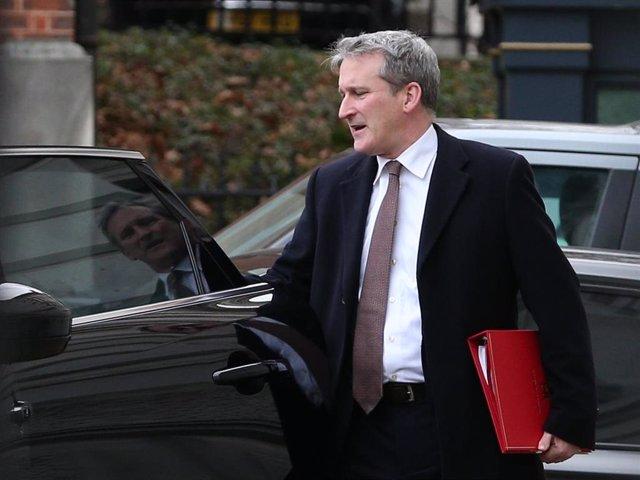 El ministro de Educación británico, Damian Hinds