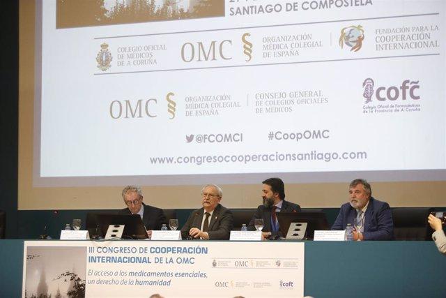 Los médicos firman la 'Declaración de Santiago' para pedir a los gobiernos acaba