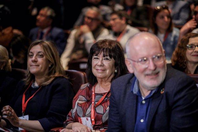 Convención que del Partido Socialista Europeo (PES) en Madrid
