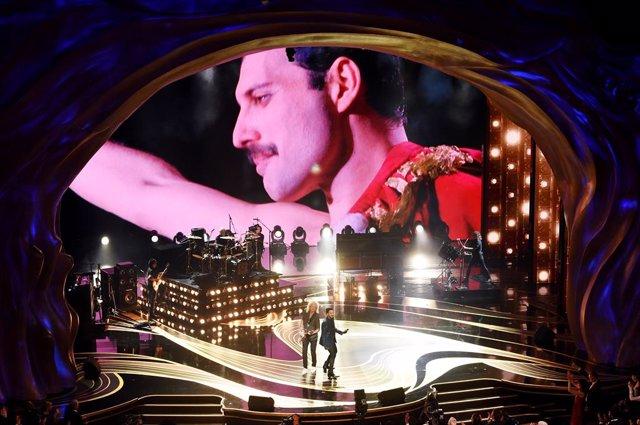 Oscar 2019: Vídeo de la portentosa actuación de Queen + Adam Lambert