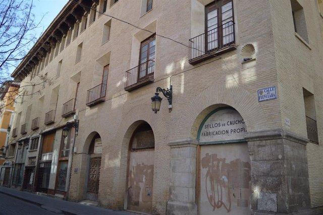 Elena Allué (PAR) reclama un Museo de la Semana Santa en la capital aragonesa