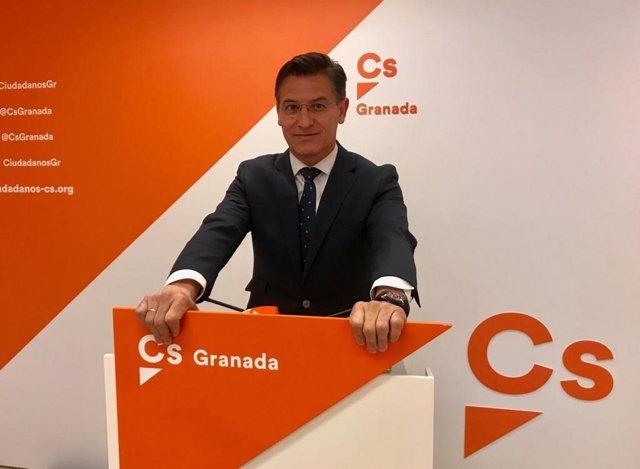 Luis Salvador Volverá A Ser El Candidato De Ciudadanos A La Alcaldía De Granada