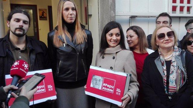 Pepu Hernández supera con creces el máximo de avales para las primarias del PSOE