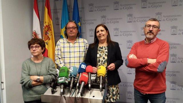 Gijón.- La oposición tratará de 'forzar' en el Pleno el pedir una prórroga al Fo
