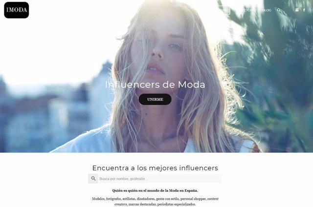 COMUNICADO: IMODA, la plataforma española que reúne a influencers y profesionale
