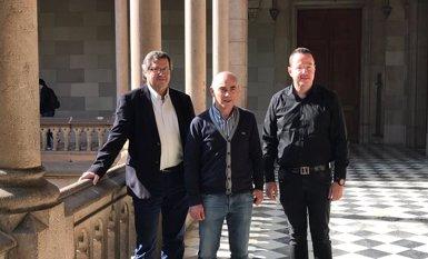 Neix el congrés Science & Cooking amb Ferran Adrià, Joan Roca, Hervé This i Harold McGee (EUROPA PRESS)