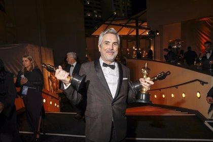 'Roma', del mexicano Alfonso Cuarón, conquista tres Oscar