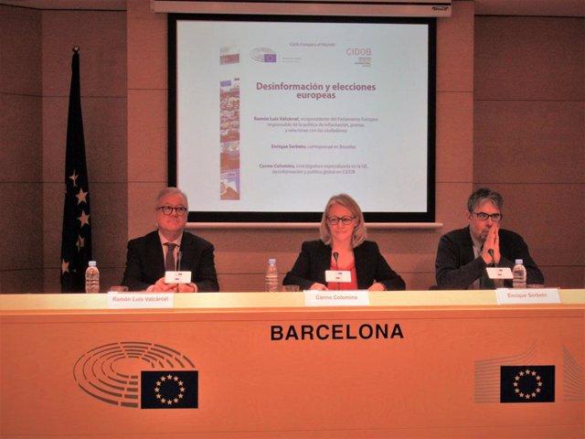 Un vicepresidente de la Eurocámara urge a una estrategia conjunta contra la desi