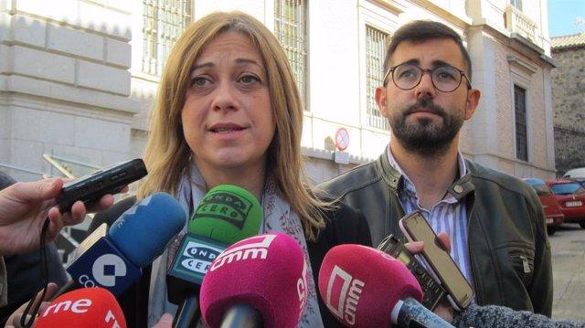 La Secretaria Autonómica De Acción Institucional De Ciudadanos Castilla-La Manch