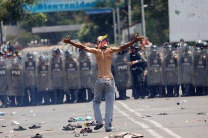 La CIDH y la ONU condenan la violencia utilizada por las fuerzas de seguridad venezolanas