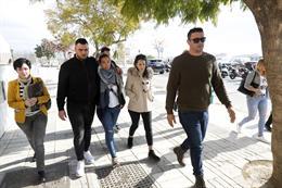 Mlg 25-02-2019.-Llegada De Los Padres De Julen A Los Juzgados, José Roselló Y An