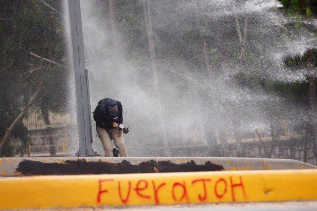 La libertad de prensa en Honduras