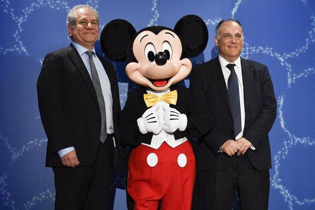 Disney y LaLiga fomentarán los valores del deporte con la campaña 'Juega con val