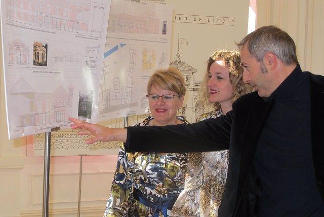 Diputación invertirá 3,3 millones de euros para restaurar el Palacio de Lamuza e