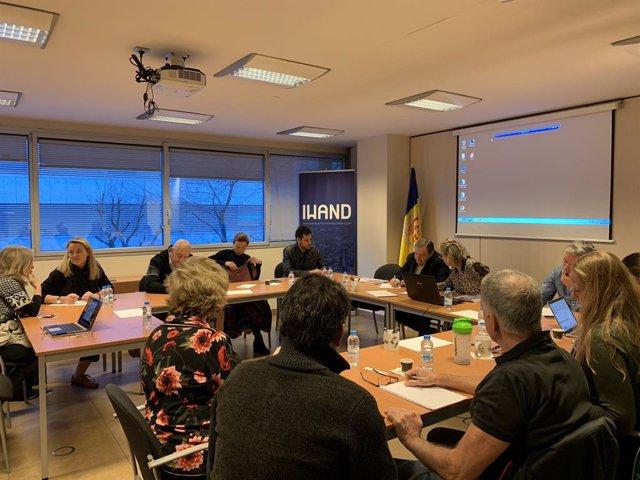 Reunió de la Confederació Empresarial Andorrana (Cea)