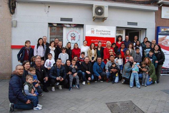 La asociación Duchenne Parent Project inaugura su sede en Madrid