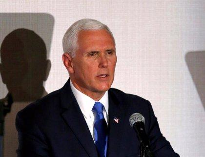 Pence anuncia 44 millones más para los países que han acogido a venezolanos