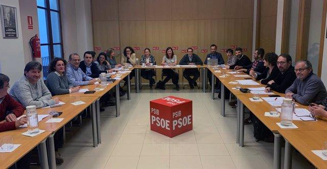 Comitè Executiu del PSIB-PSOE