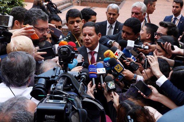 """Brasil no baraja """"ninguna hipótesis"""" para permitir a EEUU usar su frontera para"""