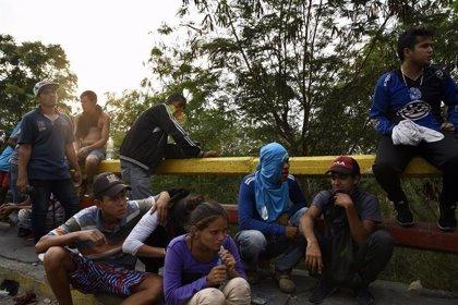 El Ministerio Público de Venezuela imputará a ocho personas por la quema de un autobús en la zona fronteriza
