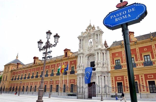 El Palacio De San Telmo