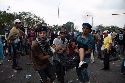 """Costa Rica reafirma su compromiso con una """"solución pacífica"""" para resolver la crisis en Venezuela"""