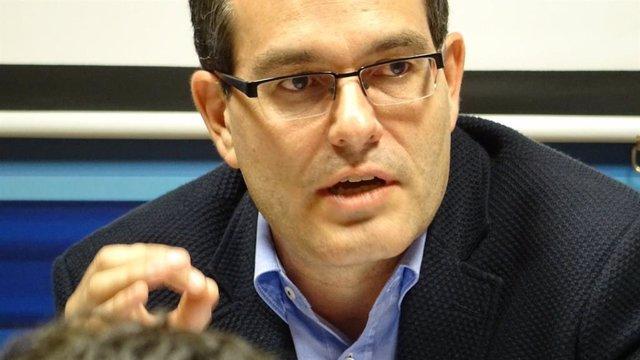 El precandidato a las primarias del PSOE al Ayuntamiento de Madrid Chema Dávila